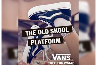The Old Skool Platform · VANS ·