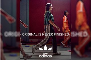 Original is never finished - Adidas